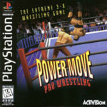 Power Move Pro Wrestling PS1 Review